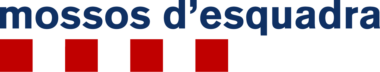 Logo Mossos d'Esquadra